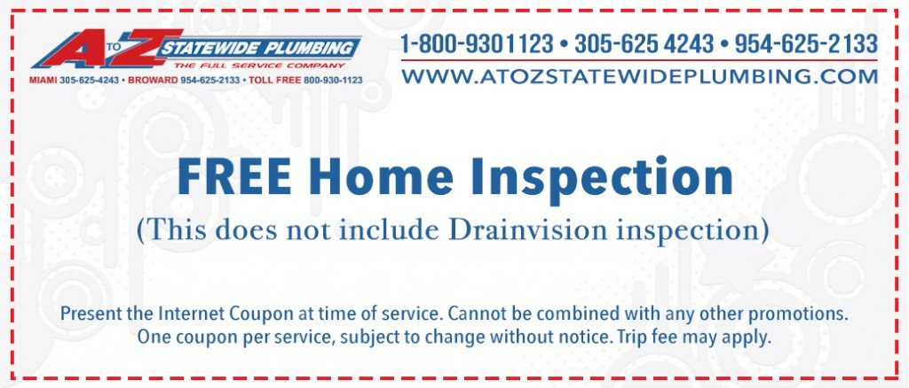 Free Home Inspection Miamii, Ft Lauderdale, Hollywood, Pembroke Pines