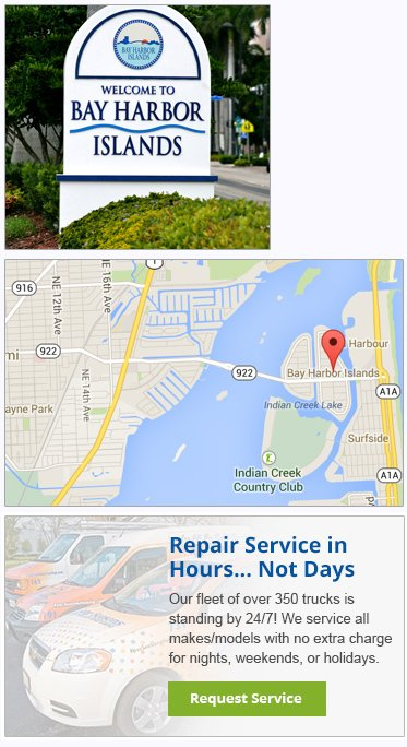 Bay Harbor Islands Plumbing