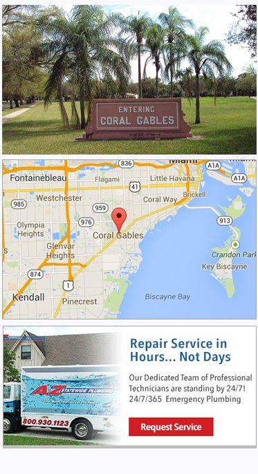 Coral Gables FL Plumbing