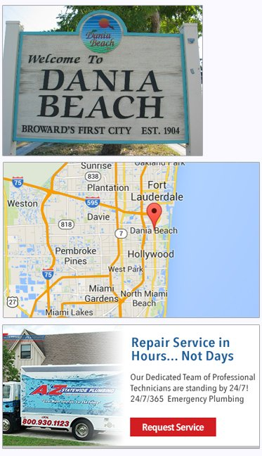 Dania Beach Plumbing Company