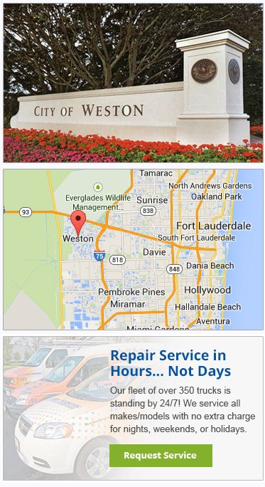 Plumbing Company in Weston FL