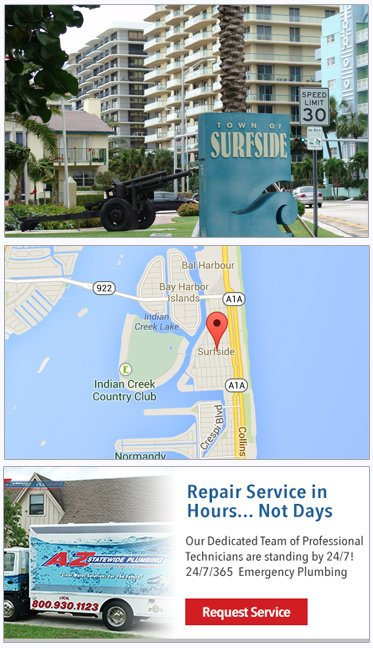 Plumbers in Surfside Fl, plumbing , surfisde