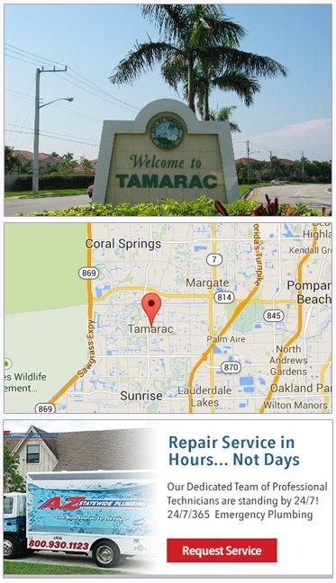 Tamarac Plumbers, Plumbing company in Tamarac FL