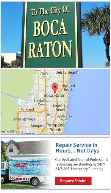 Boca Raton Plumbing, Plumber service, Residential plumbing, Commercial Plumbing