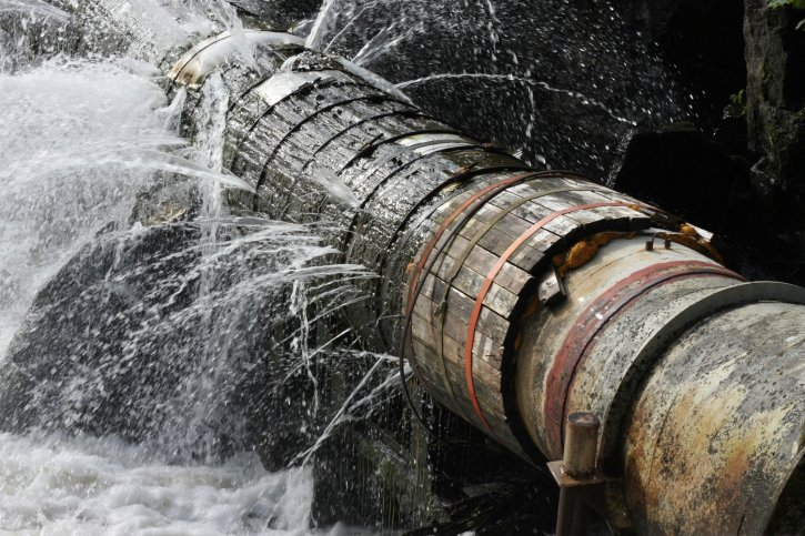 water leak florida