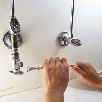 Dishwasher Resdeintal Plumbing