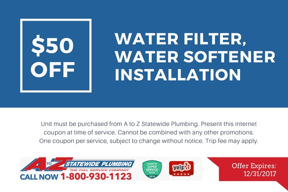 Water filter softener service Miami Hollywood Ft Lauderdale