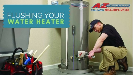 Flush Water Heater A To Z Statewide Plumbing Inc