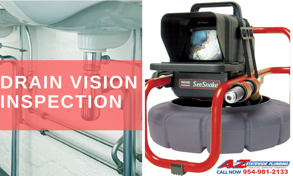 Drain Vision Inspection