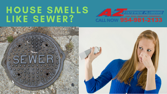 Exceptional Why Does My House Smell Like Sewer?