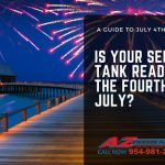 Is Your Septic Tank Ready For The Fourth Of July?
