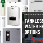 Water Heater Maintenance and Tankless Water Heater Options