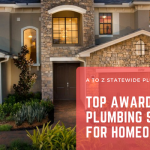 A to Z Statewide Plumbing Meets Top Award Quality Service for Homeowners