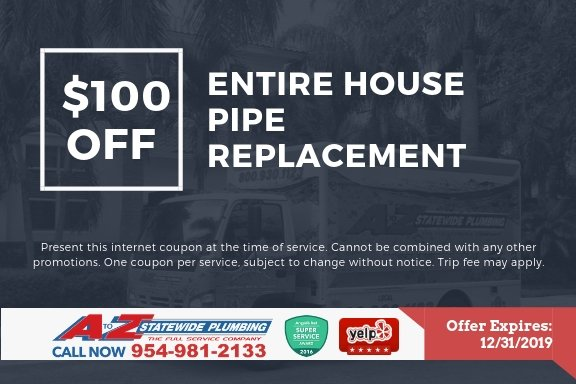 Entire House Pipe Replacement