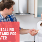 Things To Consider Before Installing Your New Tankless Water Heater