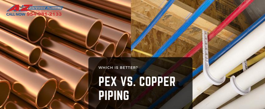 PEX vs Copper – Is One Necessarily Better?
