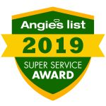 A to Z Statewide Plumbing Earns 2019 Angie's List Super Service Award