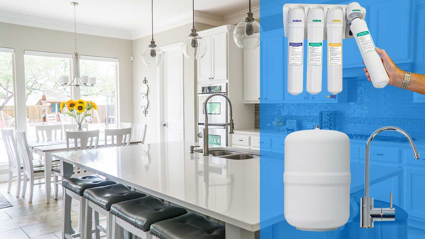 The Benefits of Installing a Water Filtration System