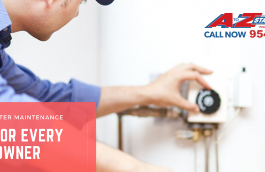Water Heater Maintenance and Repair: Tips for Every Homeowner