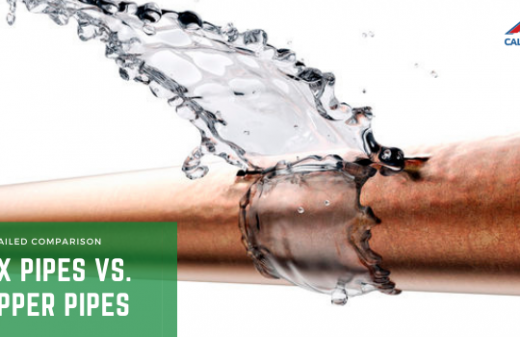 PEX vs. Copper Piping: A Detailed Comparison