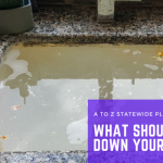 What Shouldn't Go Down Your Drain Lines?