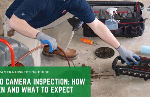 Video camera inspection