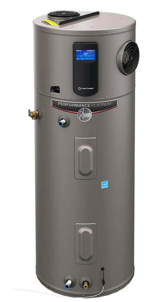 Ge hybrid Hot water heater Installation Manual on